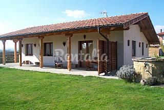 2 Casas de 2 habitaciones con jardín privado