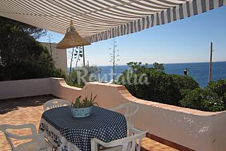 Lovely villa with sea view in Levanzo island! Trapani