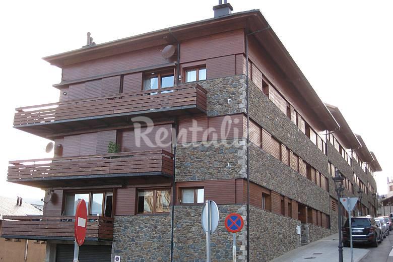 Alquiler vacaciones apartamentos y casas rurales en la cerdanya espa a - Alquiler casa puigcerda ...