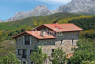Casa de 5 habitaciones con jardín privado León
