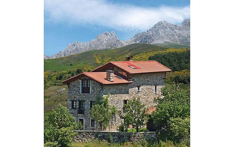 Casa de 5 habitaciones con jardín privado León - Exterior del aloj.