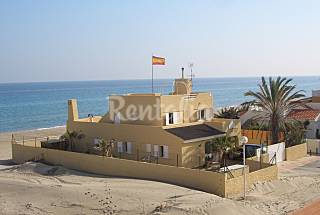 Absolute Seafront luxury Villa. Five Bedrooms Murcia