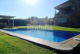 Casa en alquiler con piscina Ávila
