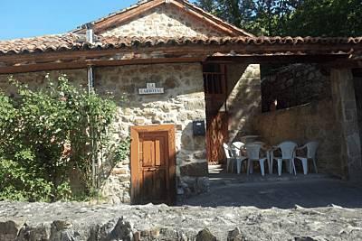 La Carrozal Senda del Oso Asturias