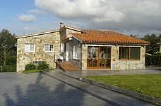 Villa pour 9-10 personnes à 300 m de la plage Asturies