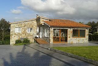 Casa para 9-10 personas a 300 m de la playa