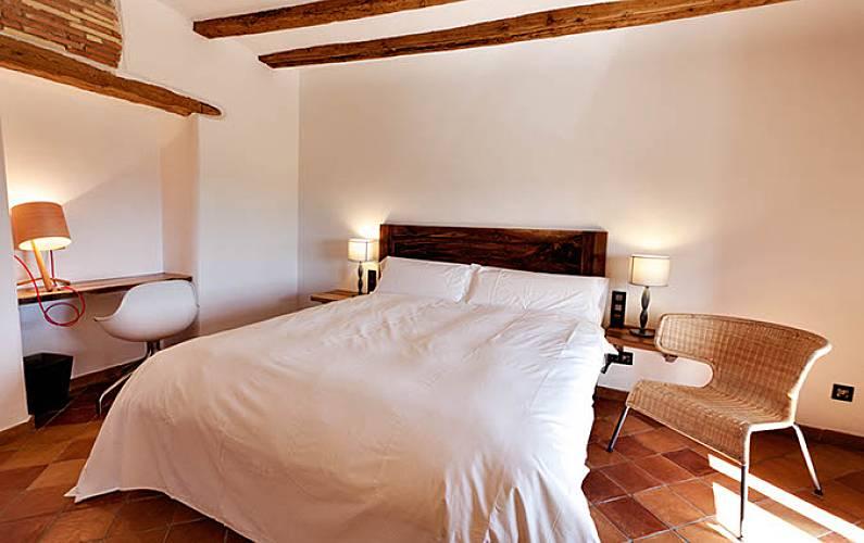 La Habitación Lleida/Lérida Bassella Casa en entorno rural - Habitación