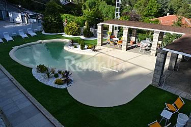 Casa de 6 habitaciones en cercedilla madrid cercedilla for Casas rurales sierra de madrid con piscina