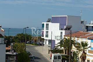 New air-conditioned apartment 100 meters to beach Algarve-Faro