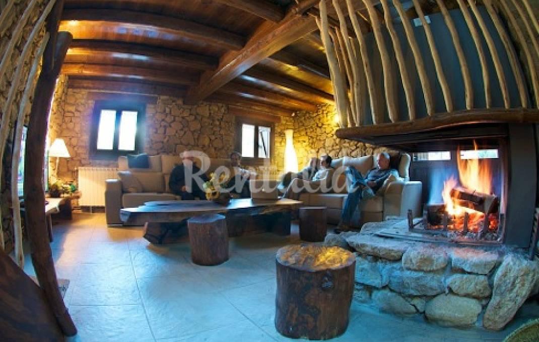 Las mejores casas rurales con chimenea idealista news - Casas rurales con chimenea para dos personas ...