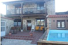 House for rent with private garden Zamora