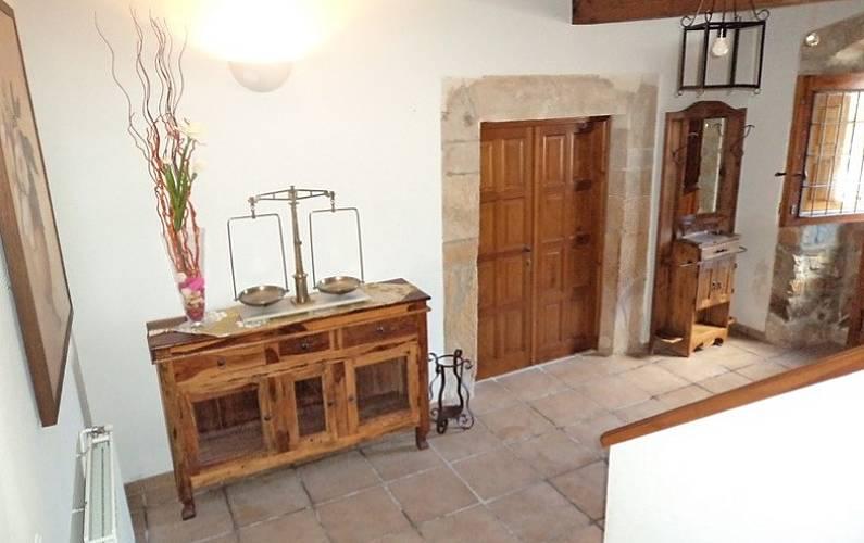 Casa Interior del aloj. Soria Arévalo de la Sierra Casa en entorno rural - Interior del aloj.