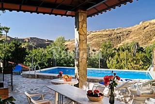 2 Casas entre Granada y Sierra Nevada