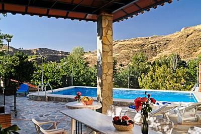 2 Casas entre Granada y Sierra Nevada Granada