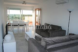 Apartment for 4/6, only 100 m. from the beach Huelva