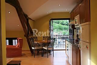 4 appartements en location dans un environnement montagneux Asturies