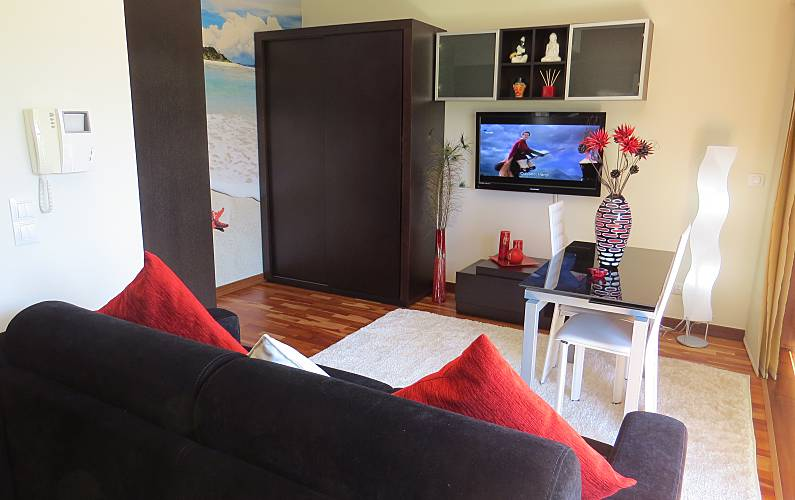 Apartment for 2-4 people only 400 meters from the beach Viana do Castelo - Indoors