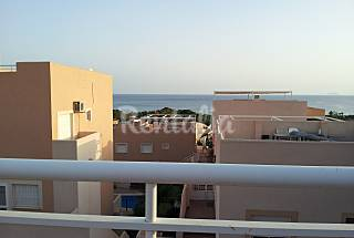 Apartment for 6-7 people only 250 meters from the beach Murcia
