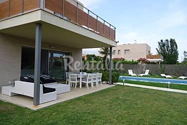 Villa Exterior del aloj. Tarragona Cambrils villa