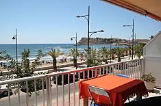 Apartamento en alquiler en primera línea de playa Murcia
