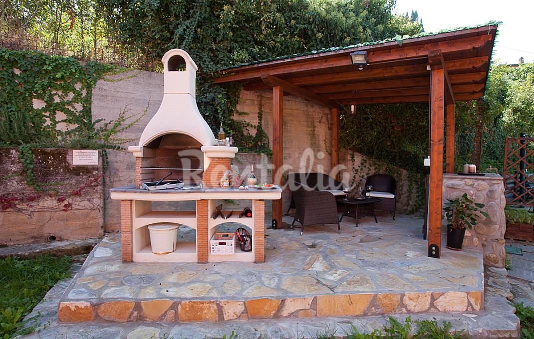 Case vacanze con giardino e barbecue idealista news - Zona barbecue in giardino ...