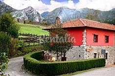 Casa para 8 personas con jardín privado Asturias