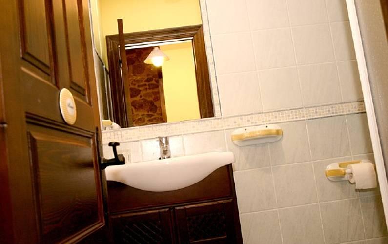 Casa Baño Asturias Ribadesella Casa en entorno rural - Baño
