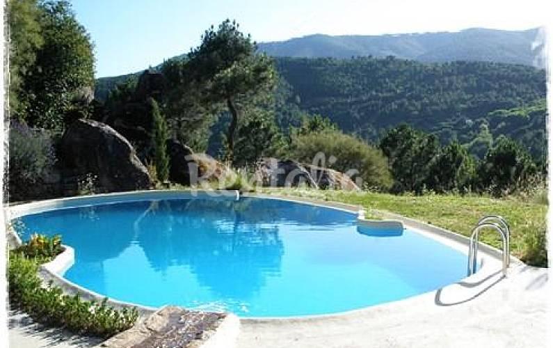 Casa rural el hogar de gredos arenas de san pedro vila - Casa rural valle del tietar ...