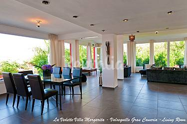 Splendid Dining-room Gran Canaria Valsequillo de Gran Canaria Countryside villa