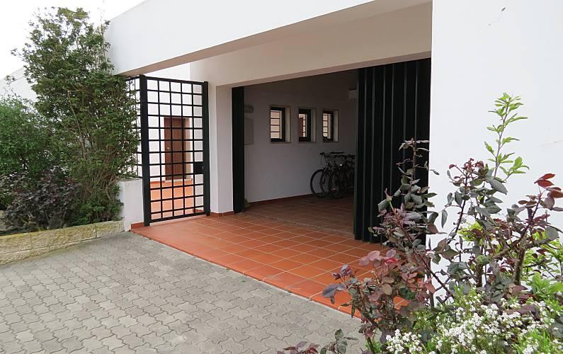 Vista Exterior da casa Setúbal Sesimbra vivenda - Exterior da casa