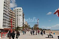 Apartment for 6 people only 60 meters from the beach Castellón