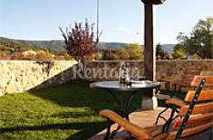 House for 2-3 people with private garden Segovia
