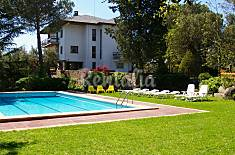 House for rent with swimming pool Barcelona