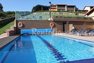 Maison pour 76 personnes avec piscine Asturies