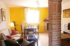 1 house with private garden Madrid