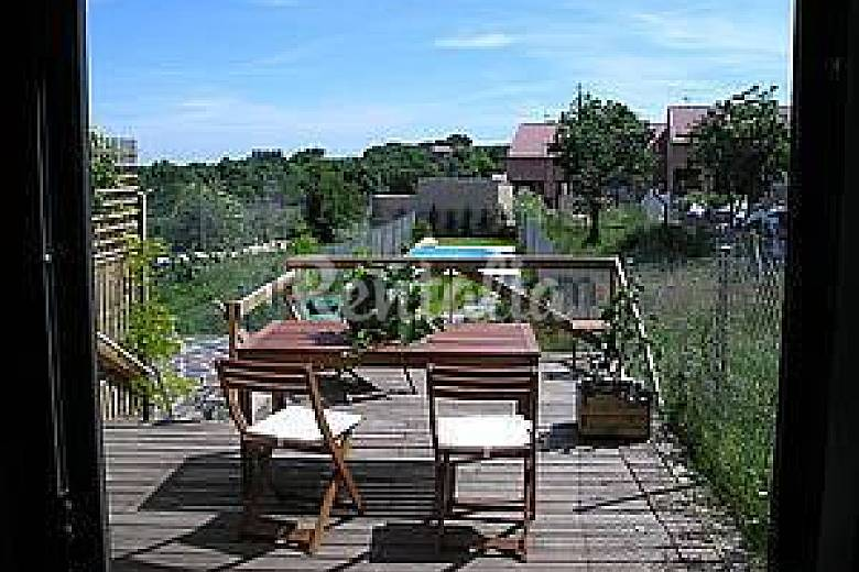 Chalet en alquiler amueblado con piscina ortigosa del for Alquiler chalet con piscina