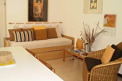 Appartamento in affitto a 200 m dalla spiaggia Trieste
