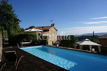 Casa para alugar com piscina casa de afora vt 00063 - Piscina santiago de compostela ...