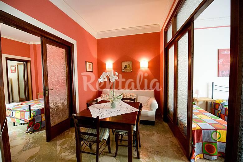 3 Dining-room Trapani Marsala Apartment