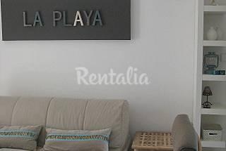 Apartamento para 2-4 personas a 100 m de la playa Menorca
