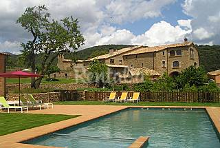 House with 4 bedrooms with swimming pool Lerida