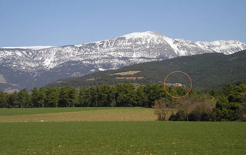 Casa Alrededores Lleida/Lérida Lladurs Casa en entorno rural - Alrededores