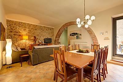 Casa en alquiler a sólo 9 km de la playa Girona/Gerona