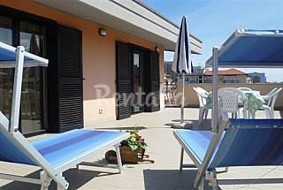 Apartment with 2 bedrooms only 100 meters from the beach Pescara