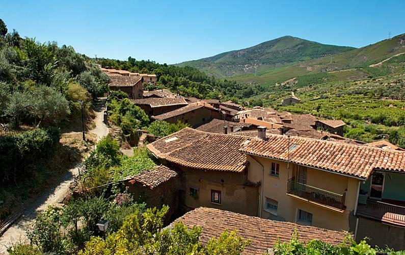 Aptos. Rurales Casa Manadero Cáceres - Terraza