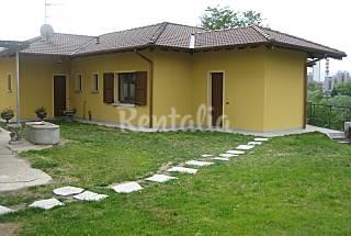 2 Apartamentos para alugar com jardim privado Verbano Cusio Ossola
