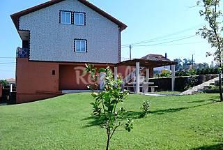 Casa para 8 personas a 3km de playa Pontevedra