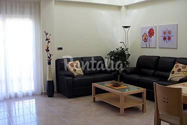 Luxury, Living-room Murcia San Javier Apartment