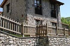 Maison de 2 chambres avec jardin privé Asturies