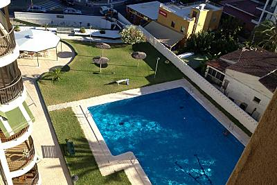 Lujoso Apart. de 5 habitaciones,Eurosol Benicassim Castellón